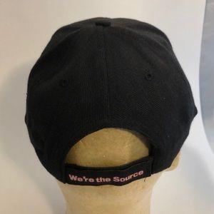 Matco Accessories - New Matco Tools Strapback Cap Hat Black Spellout